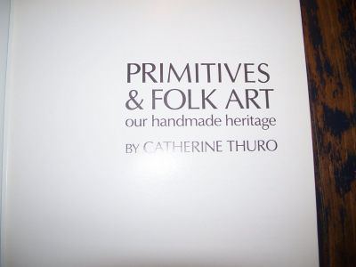 Primitives & Folk Art 3