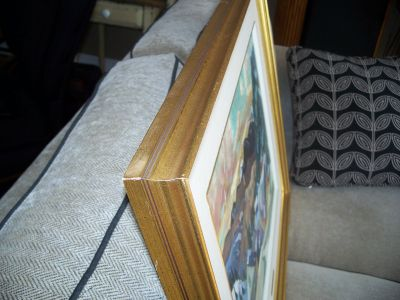 Large oil on canvas from Gilbert Breton 8