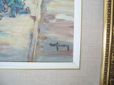 Huile sur toîle de Marcel Ravary 5