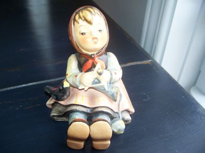 W.Germany Goeble figurine 1