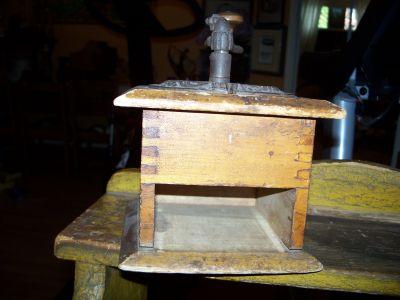 Moulin à café de table 6