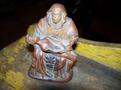 Sculpture de la piéta 1