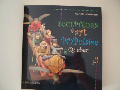 Sculpteurs  et art populaire du Quebec 5
