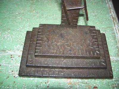 Forged steel cross 3