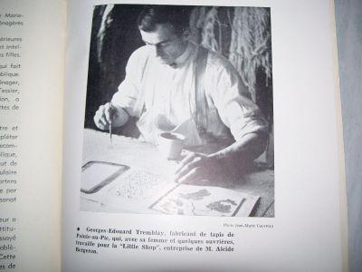 Artisans du Quebec Jean Marie Gauvreau 4
