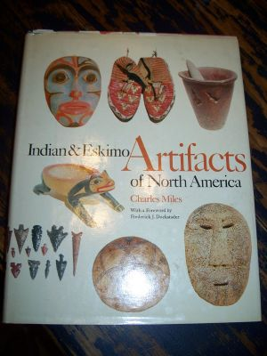 Indian & Eskimo artifacts of North america 1