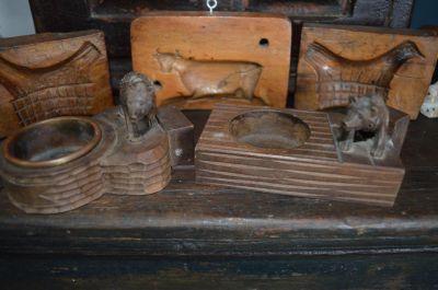 Sculptures d'ours cendrier 1
