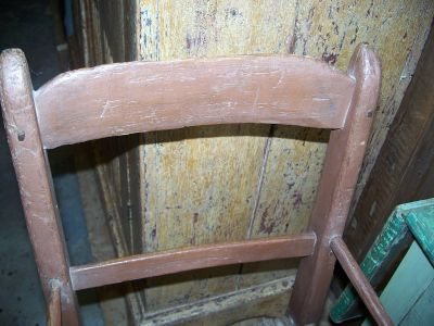 Chaise haute d'enfant 6