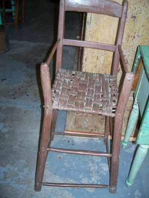Chaise haute d'enfant 5