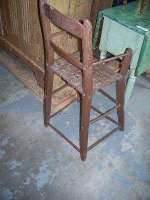 Chaise haute d'enfant 3
