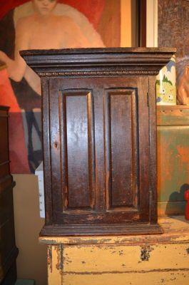 Pine tiny armoire 1