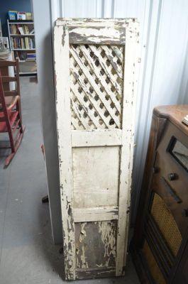 Paire de portes d'armoire à tartes 2