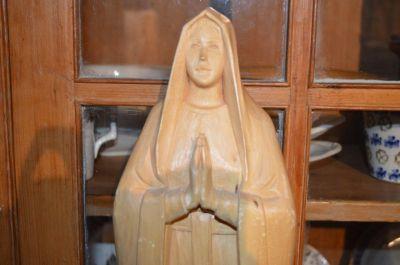 Vierge de Jacques Bourgault 1