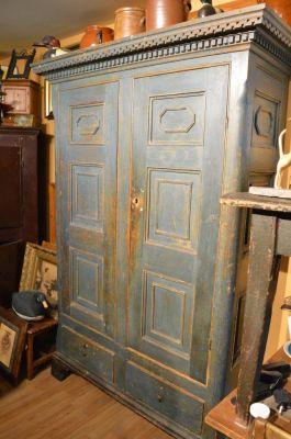 Armoire 12 panneaux style Adams 6