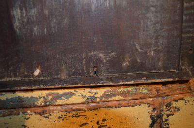 Pine tiny armoire 3
