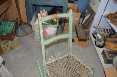 Quebec rocking chair 7