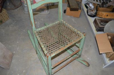Quebec rocking chair 6