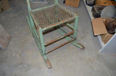 Quebec rocking chair 5