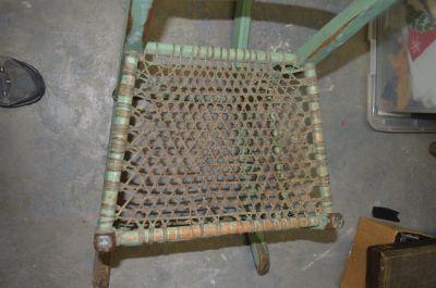 Quebec rocking chair 2