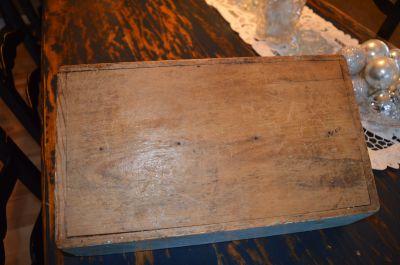 Boîte à couteaux en pin 3