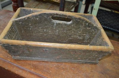 Forged nails cutlery box 6
