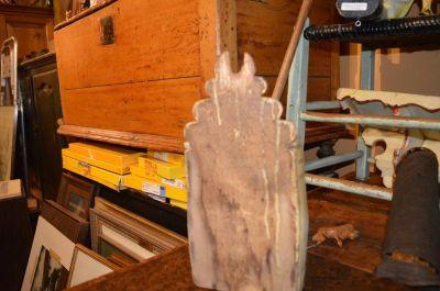 Pine salt box 2