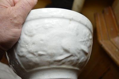 Beaver stoneware bowl 4