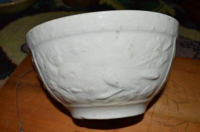 Beaver stoneware bowl 7