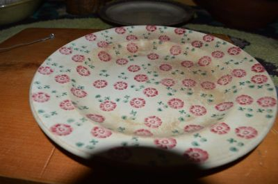 Portneuf bol motif rosettes 2