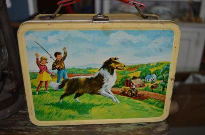 Boîte à lunch Lassie 4