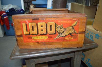 Caisse de pommes Lobo 2