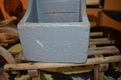 Boîte à sel en pin 7
