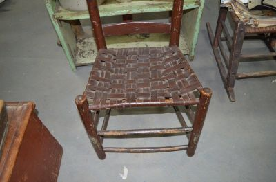 Chaise dîtes de Chambly 6