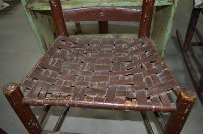Chaise dîtes de Chambly 4
