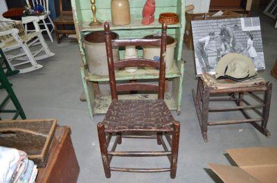 Chaise dîtes de Chambly 1