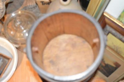 chaudière en bois avec couvercle 6