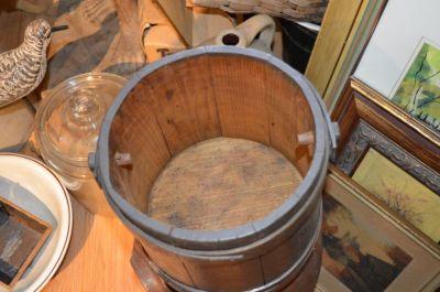 chaudière en bois avec couvercle 5