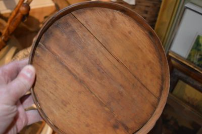 chaudière en bois avec couvercle 4