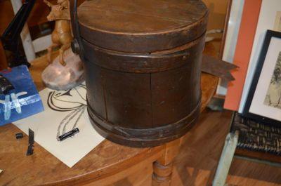 chaudière en bois avec couvercle 2
