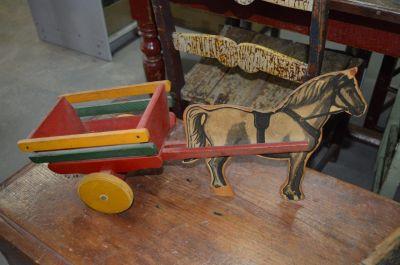 Horse toy  2