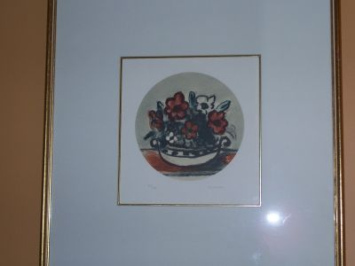 Pot de fleurs de Stanley Cosgrove 1
