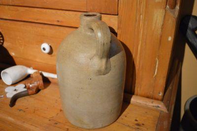 Cruche de grès 1 gallon 3