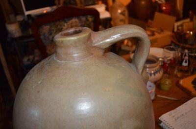 Cruche Farrar pottery works Iberville PQ 5