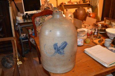 Cruche Farrar pottery works Iberville PQ 1