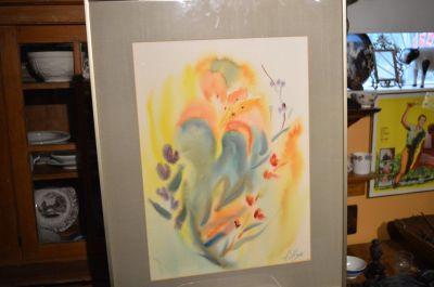 Aquarelle Georgette Pihay  4