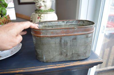Boiler en cuivre modèle 5