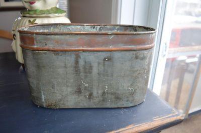 Boiler en cuivre modèle 1