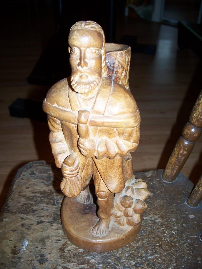 Sculpture art populaire antiquit s for Arts populaires