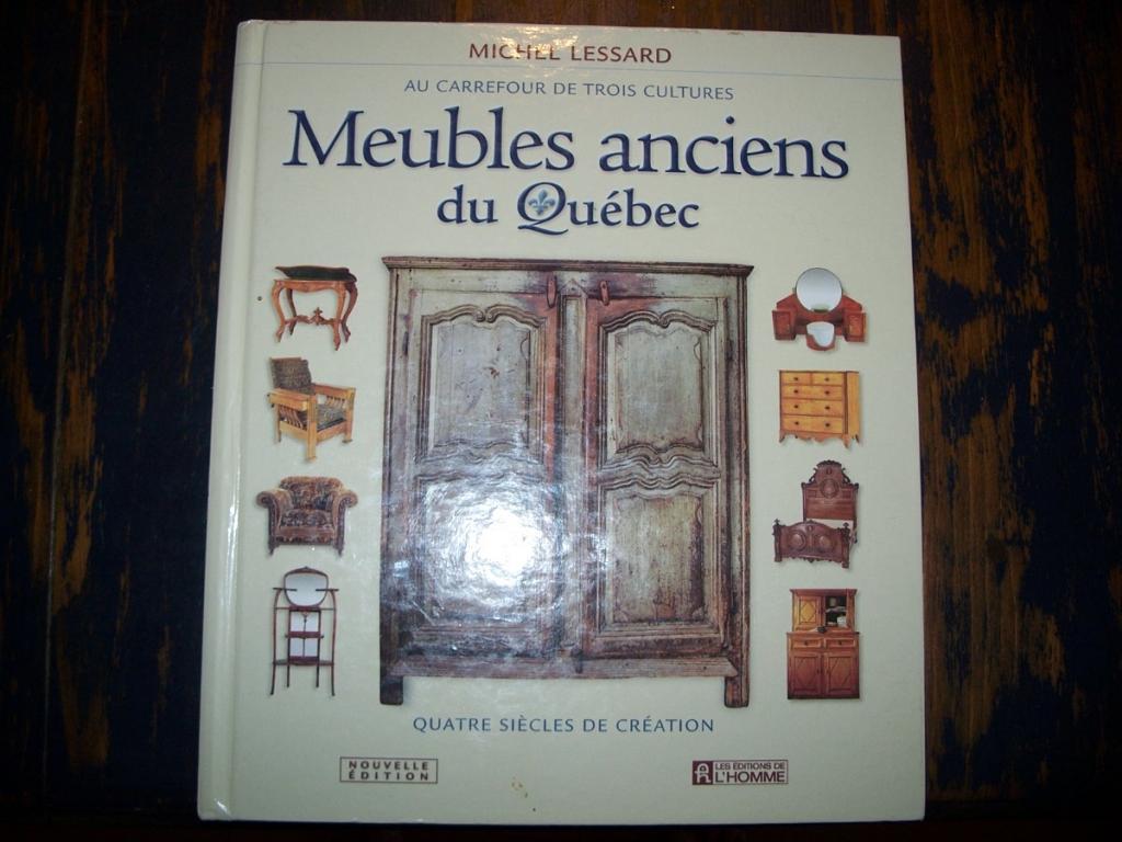 meubles anciens du quebec michel lessard antiques