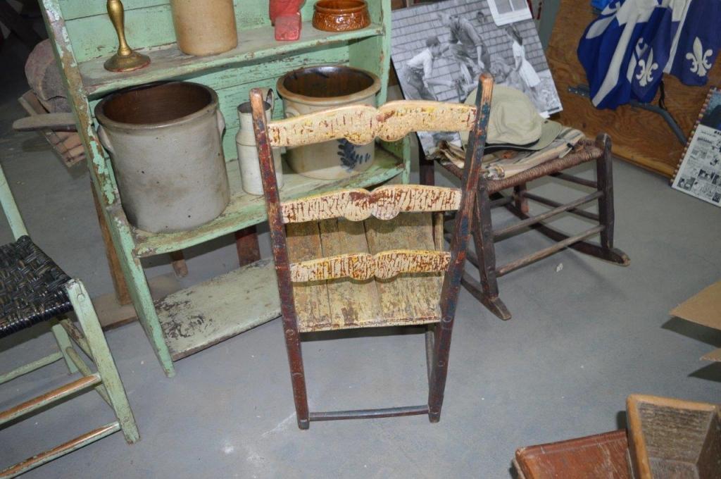 Chaise capucine antiquit s for Chaise capucine